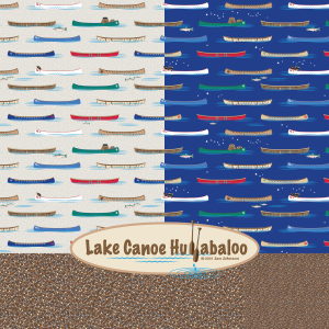 Lake Canoe Hullabaloo