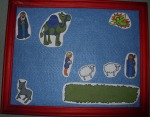 Nativity Felt Board