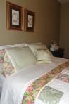 Roaring Twenties Queen size bedding set