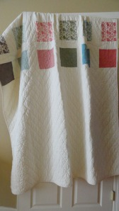 """Twin Quilt using Swatches from """"Nature"""" Collection"""