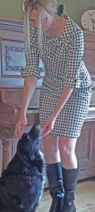 New Look 6000 with Hannah LaChance Houndstooth