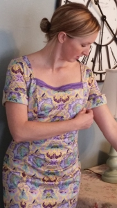 Simplicity Pattern 1778 LSU colors