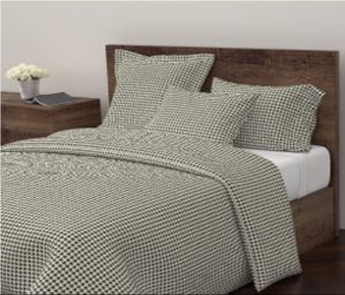 Hannah La Chance Houndstooth Duvet Cover